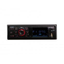 RADIO CAR BOOSTER - BMP-1350 - USB - CARTAO SD - CONTROLE - RADIO FM