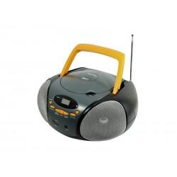 RADIOGRABADOR MEGASTAR MP-1109 MP3 USB/SD