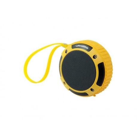 SPEAKER ROADSTAR CROSS USB/MSD/BLUETOOTH/AMARELO