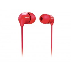 AURICULAR PHILIPS SHE3570PK /MP3/IPOD/ROSA