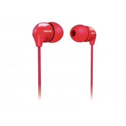 FONE PHILIPS SHE3570PK - MP3 - IPOD - BOLINHA - ROSA