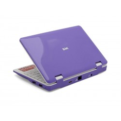 NETBOOK BAK BK-729 VELOZ/AND4.1/8GB/1GRAM ROXO