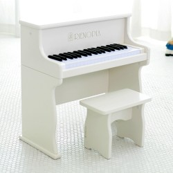 PIANO MINI RENOPIA DECEMBER BLANCO