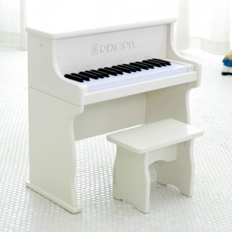 PIANO MINI RENOPIA DECEMBER BLANCO