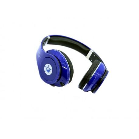 FONE TUCANO TC-BH10 - BLUETOOTH - TF - FM - AZUL
