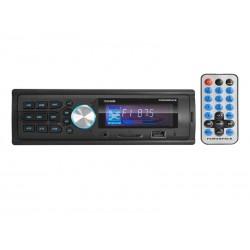RADIO CAR POWERPACK TCSD-B298 - BLUETOOTH - AZUL