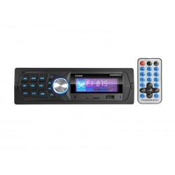 RADIO CAR POWERPACK - TCSD-B296 - BLUETOOTH - USB - AZUL