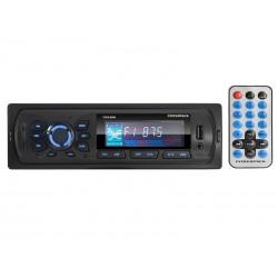 RADIO CAR POWERPACK TCSD-B294 - BLUETOOTH - USB - AZUL