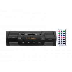 RADIO CAR POWERPACK TCSD-2319 - CARTAO SD - USB - RADIO FM