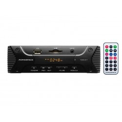 RADIO CAR POWERPACK TCSD-2317 - CARTAO SD - USB - RADIO FM
