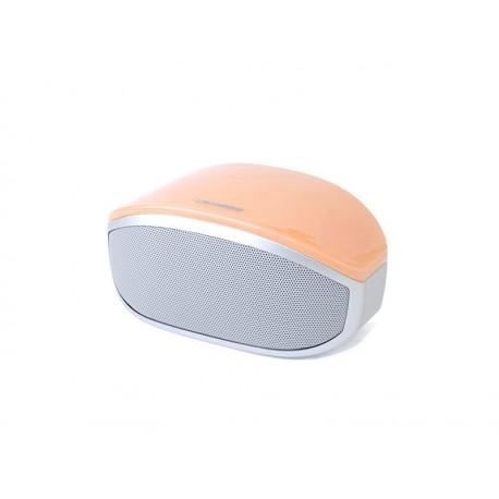SPEAKER ROADSTAR TOFI - USB - MICRO SD - BLUETOOH - LARANJA