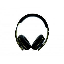 AURICULAR ROADSTAR RS-320HP ARCO BLK/GOLD