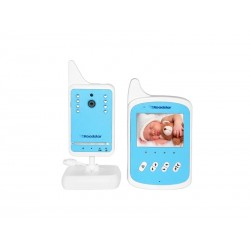 "BABY CALL ROADSTAR RS-9020 2.4"" LCD AZUL 2V"