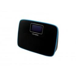 SPEAKER ROADSTAR TIME - USB - SD - BLUETOOTH - PRETO