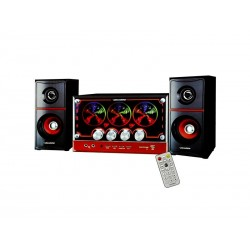 MINI SYSTEM ROADSTAR RS-20MS - USB - SD - KARAOKE