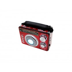 RADIO ECOPOWER EP-F29 - USB - SD - BATERIA RECARREGAVEL - BIVOLT