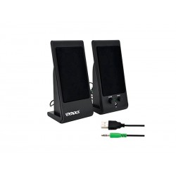 SPEAKER SATELLITE AS-677U - USB - PRETO