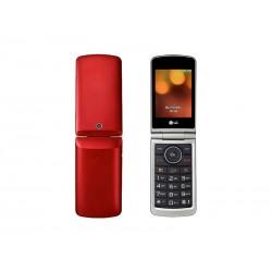 CELULAR LG G360 - 2 CHIPS - FLIP - VERMELHO