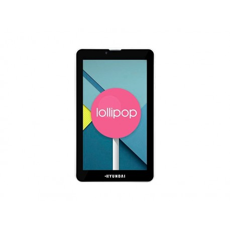 TABLET HYUNDAI 7427 - QUAD CORE - 2 CHIPS - ANDROID 5.1 - BRANCO