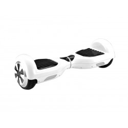 SCOOTER SMART BALANCE FOSTON 6.5 POLEGADAS - BLUETOOTH - BRANCO