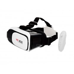 ANTEOJOS REALID VIRTUAL VR-BOX BLUETOOTH/CONT/NEGRO
