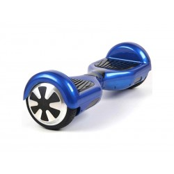 SCOOTER SMART BALANCE FOSTON 6.5 POLEGADAS - BLUETOOTH - AZUL