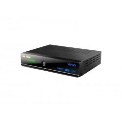 RECEP SAT -SATBOX VIVO X ACM/4K/IPTV/