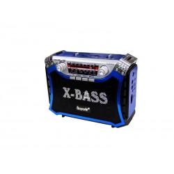 RADIO ECOPOWER EP-F82 - BATERIA - USB - SD - BIVOLT