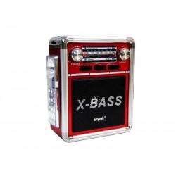 RADIO ECOPOWER EP-F87 - BATERIA - USB - SD - BIVOLT