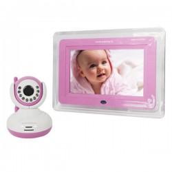 "BABY CALL POWERPACK MT-V702 LCD 7"" 2V ROSA"
