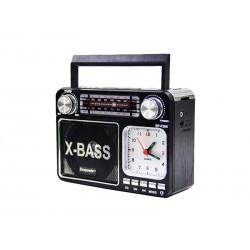 RADIO ECOPOWER EP-F206 - USB - SD - RELOGIO - BIVOLT