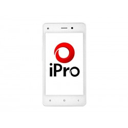 CELULAR IPRO WAVE 4.0 II - 2 CHIPS - 3G - BRANCO
