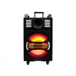 SPEAKER SATELLITE AS-324 - 1 MICROFONE - SUB 12 - BLUETOOTH - BIVOLT