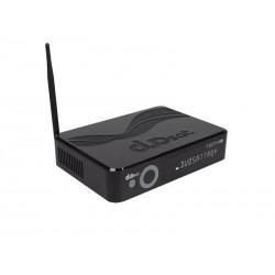 RECEPTOR SATELITE DUOSAT TROY S - HD - ACM - VOD - IPTV