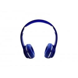 FONE MOX MO-B899 - BLUETOOTH - FM - MICROFONE - CARTAO SD - AZUL