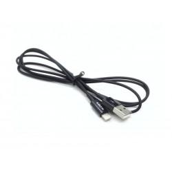 MOX CABO MICRO USB PARA IPHONE - 1.2M - MO-20 - PRETO b634b1abab