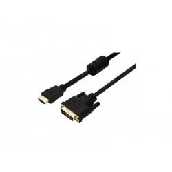 CABO HDMI X DVI - 1.8 METROS