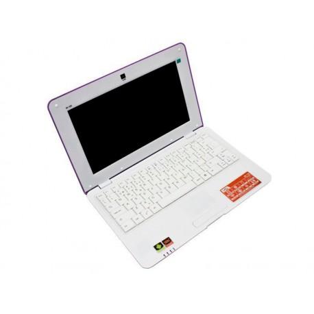 NOTEBOOK BAK BK-129 - EMILIA 10 POLEGADAS - HDMI - 1 RAM - ROXO
