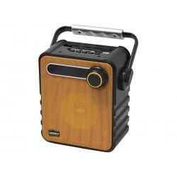 SPEAKER SATELLITE AS-365 - BLUETOOTH - USB - CARTAO SD - RADIO FM