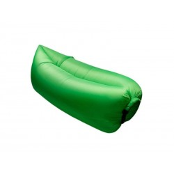 SLEEPING BAG SOFA INFLABLE ES400 VERDE
