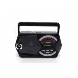 RADIO ECOPOWER EP-F106B - CARTAO SD - USB - BLUETOOTH - RADIO AM - FM