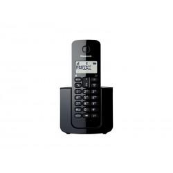 TELEFONE PANASONIC KX-GB110 - COM BINA - PRETO 2V