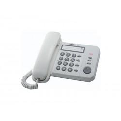 TELEFONE PANASONIC KX-520 - BRANCO COM FIO