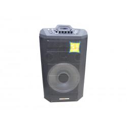 SPEAKER MEGASTAR SPA-1225BT - USB - BLUETOOTH - RADIO FM