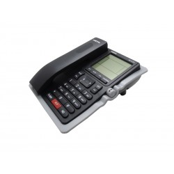 TELEFONE MOX COM FIO E BINA - MO-TL281 - PRETO
