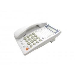 TELEFONE MOX COM FIO E BINA - MO-TL282 - BRANCO