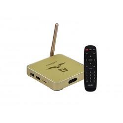 RECEPTOR NET FREESKY 4K - ANDROID - IPTV - WIFI