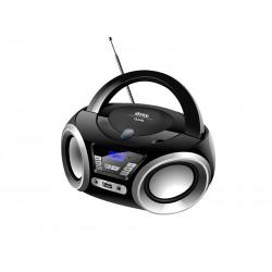 MICROSYSTEM QUANTA QTRPB438 - RADIO FM - USB - PRETO