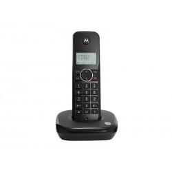 TELEFONE MOTOROLA AURI550 - 6.0 - BINA - 1 FONE - BIVOLT - PRETO