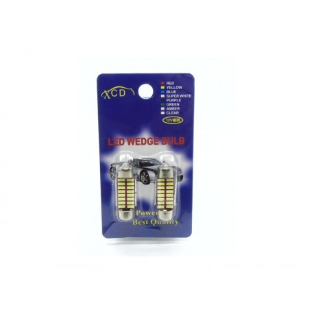 LED DE TETO 16 LEDS - AUTOMOTIVO